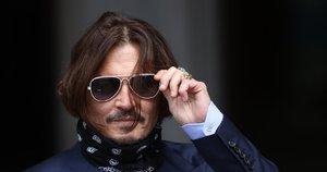 Johnny Depp (nuotr. SCANPIX)