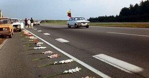 Baltijos kelias (dokumentiniame filme panaudotos Gedimino Zdančiaus nuotraukos.) (nuotr. Organizatorių)