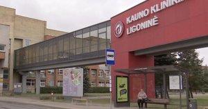 Kauno klinikinė ligoninė (nuotr. TV3)