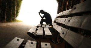 Depresija (nuotr. Fotolia.com)
