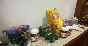 Dėl kokybės skirtumų tiriami maisto produktai (nuotr. Viktorijos Chockevičiūtės)