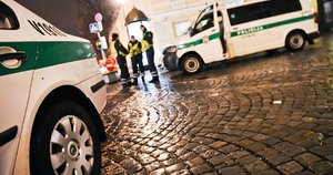 Policijos pareigūnai (nuotr. Fotodiena.lt)