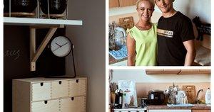 Ši virtuvėlė neremontuota ilgus metus: pokyčiai kaip reikiant nustebino (nuotr. TV3)
