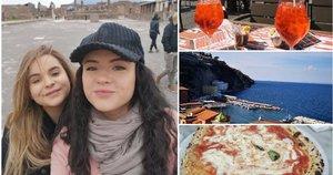 Itališkos atostogos Neapolyje  (nuotr. asm. archyvo)