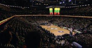 Krepšinis (nuotr. stop kadras)