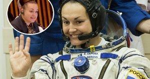 Rusų kosmonautė-politikė papasakojo apie savo regėjimus kosmose (nuotr. SCANPIX) tv3.lt fotomontažas