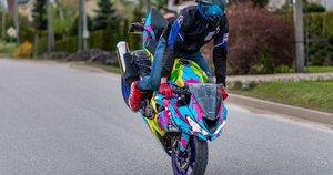 Š. Kezio motociklas Tautvydas Juknevičius (tjmedia.lt)