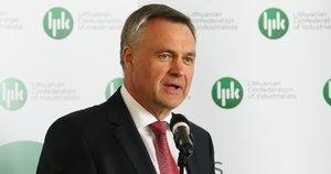 Robertas Dargis (nuotr. Tv3.lt/Ruslano Kondratjevo)
