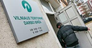 Darbo birža (nuotr. Tv3.lt/Ruslano Kondratjevo)