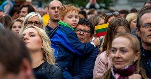 Šventinės dienos Lietuvoje: vieni nori daugiau, kiti – mažiau, bet geresnių (nuotr. Fotodiena/Justino Auškelio)