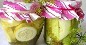 Marinuotos cukinijos (aj-receptai.blogspot.com/)