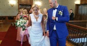 E. Daktaro vestuvės (nuotr. TV3)