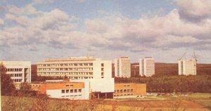 Vilniaus studentų miestelis (nuotr. R. Vilavičiaus)