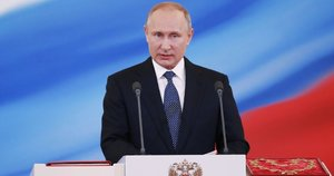 V. Putino inauguracija 2018-ieji (nuotr. SCANPIX)