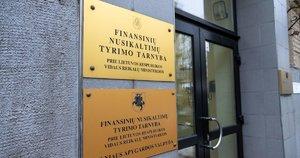 Finansinių nusikaltimų tyrimų tarnyba (nuotr. Fotodiena/Justinas Auškelis) (nuotr. Fotodiena/Justino Auškelio)
