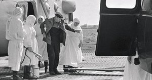 Medicina sovietmečiu (nuotr. Wikipedia)