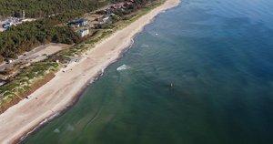 Baltijos jūra (nuotr. Broniaus Jablonsko)