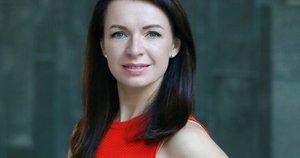 """Laura Blaževičiūtė, UAB """"All Media Lithuania"""" generalinė direktorė."""