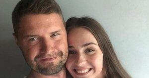 Mykolas Majauskas ir Lina Svidinskaitė (nuotr. Instagram)