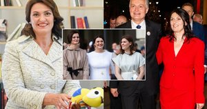 Diana Nausėdienė šį kartą sutinka savo gimtadienį, būdama pirmoji šalies ponia (Nuotr. tv3.lt fotomontažas)