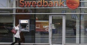 Swedbank (nuotr. SCANPIX)