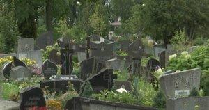 Kapinės (nuotr. stop kadras)