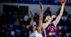 M. Sajus (nuotr. FIBA Europe)