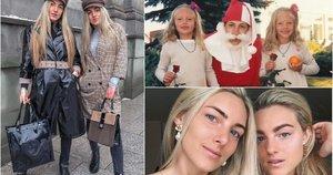 Kornelija ir Karolina Stakonaitės (nuotr. Instagram)