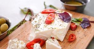 Feta sūris (nuotr. Shutterstock.com)