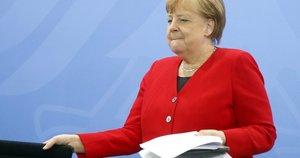 Angela Merkel (nuotr. SCANPIX)