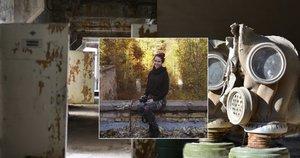Viktorija apsilankė Černobylyje dar prieš kultinį serialą  (nuotr. asm. archyvo)
