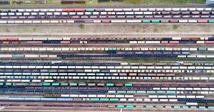 Traukiniai (bendrovės nuotr.)