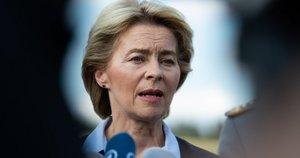 Ursula von der Leyen. (nuotr. SCANPIX)