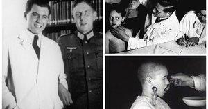 """""""Mirties angelas"""": nacių siaubas žudė tūkstančiais, nesigailėjo dėl nieko (nuotr. Gamintojo)"""