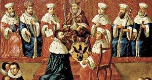 Radviloms teikiamas kunigaikščių titulas (LMD nuotr.) (nuotr. wikipedia.org)