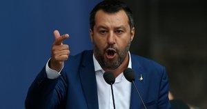 Matteo Salvini  (nuotr. SCANPIX)