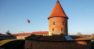 Kauno pilis (nuotr. Tv3.lt/Ruslano Kondratjevo)