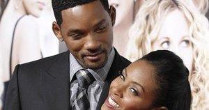 Will Smith su žmona (nuotr. SCANPIX)