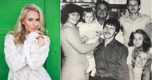 Violetos Repčenkaitės šeima (tv3.lt fotomontažas)