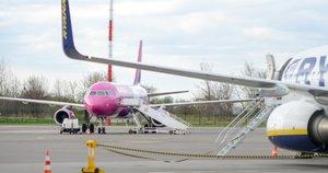 Lėktuvai (nuotr. Fotodiena/Justino Auškelio)