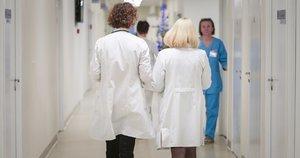 Gydytojai (nuotr. Fotodiena.lt)