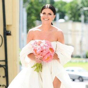 Žuolytė davė atsaką, sukritikavusiems jos vestuves: galimai pamiršote, kad šventė – tai ne jūsų
