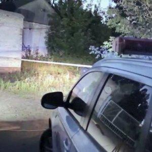 Ukrainoje – įtempta nusikaltėlio ir pareigūnų akistata