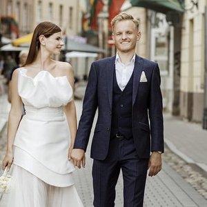 Mazalienė atvirai – apie santuoką bažnyčioje po penkerių metų: vyras anksčiau nenorėjo, o versti negali