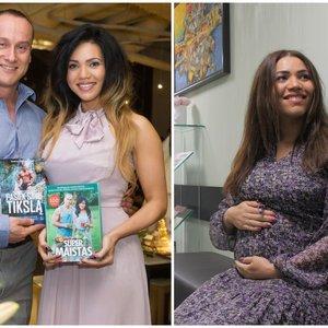 Sudėtingą nėštumą patyrusi Ilka parodė savo mažylę: mielumui nėra ribų