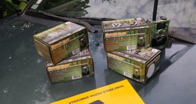 Gėdos stulpas: per karantiną lietuviai užvertė miškus naudotomis padangomis