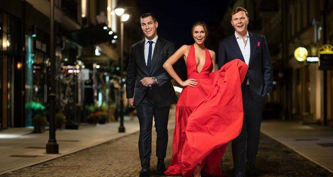 TV3 sveikina su Naujais ir kviečia švęsti naują pradžią!