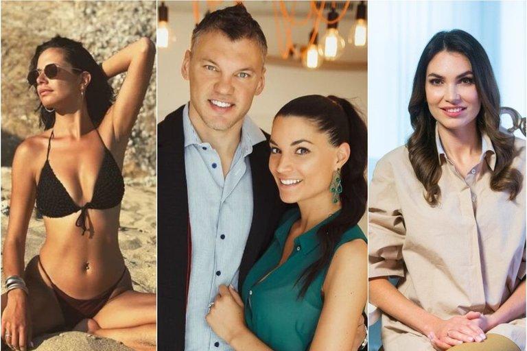 Melina Syrii, Anna Douka, Tatjana Lavrinovič (tv3.lt fotomontažas)