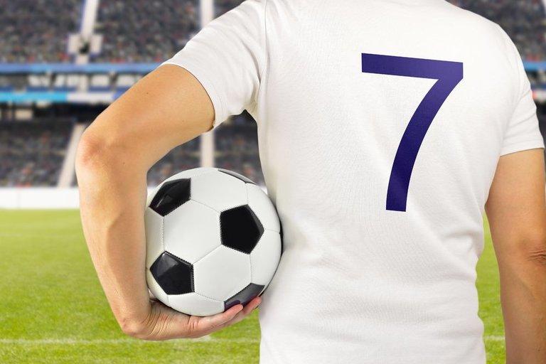 Futbolas (nuotr. 123rf.com)