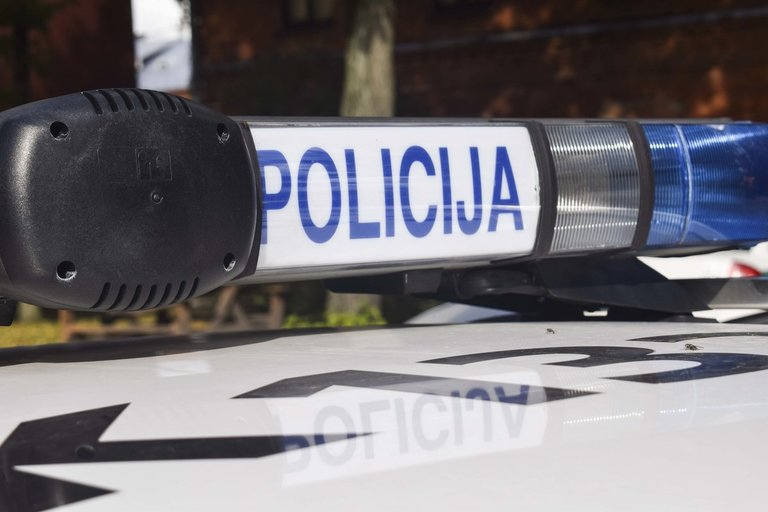 Policija (Audriaus Bareišio nuotr.)